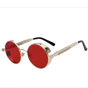 Other - Red Retro Frames